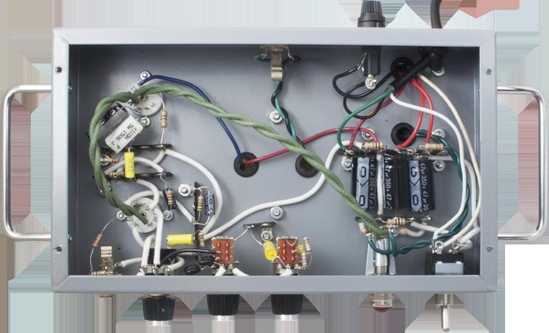 Amp Kit - MOD® Kits, MOD102+ guitar amp | Antique Electronic Supply