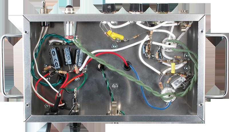 Amp Kit - MOD® Kits, MOD102 guitar amplifier | Antique Electronic ...