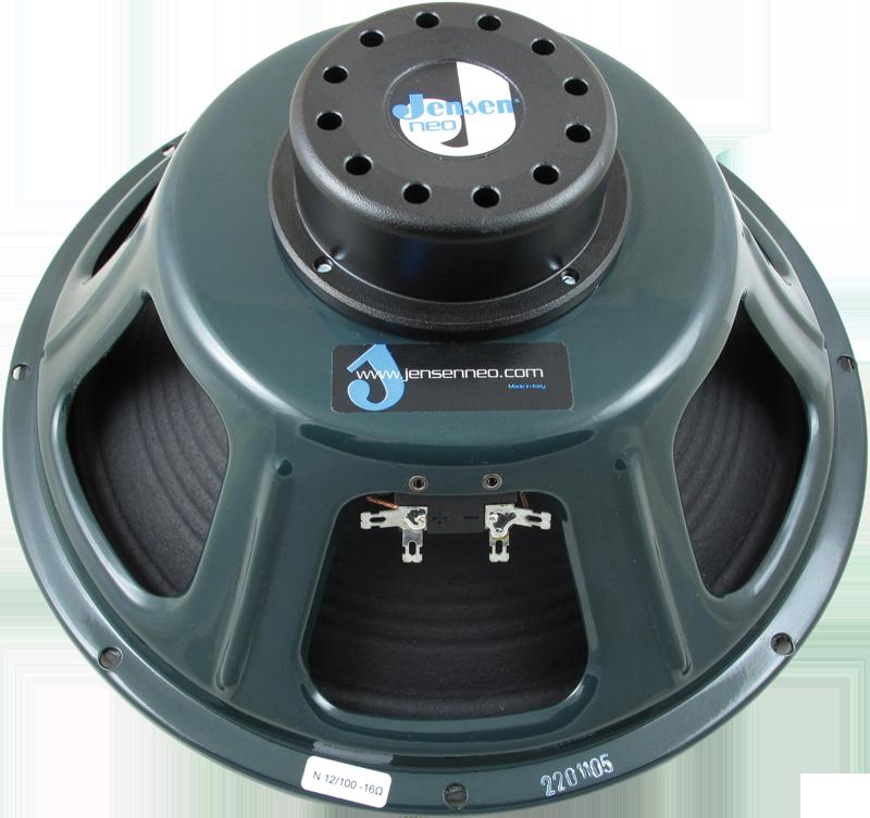 "Jensen Jet 12/"" Nighthawk Ceramic Speaker 8 Ohm 75 Watts"