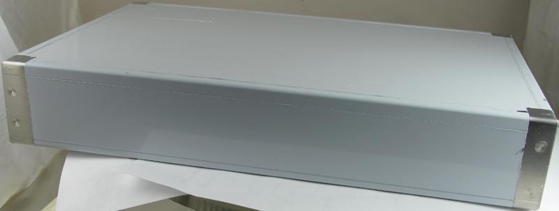 chassis box hammond aluminum 12 x 8 x 2 antique electronic