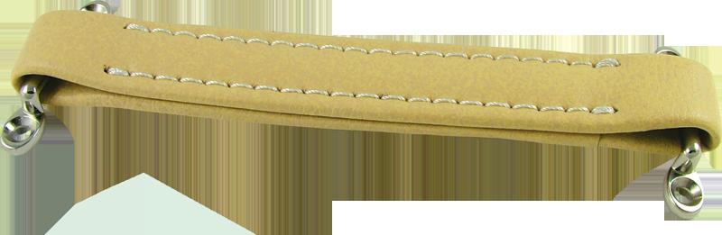 Handle - Ampeg Style, White Stitching