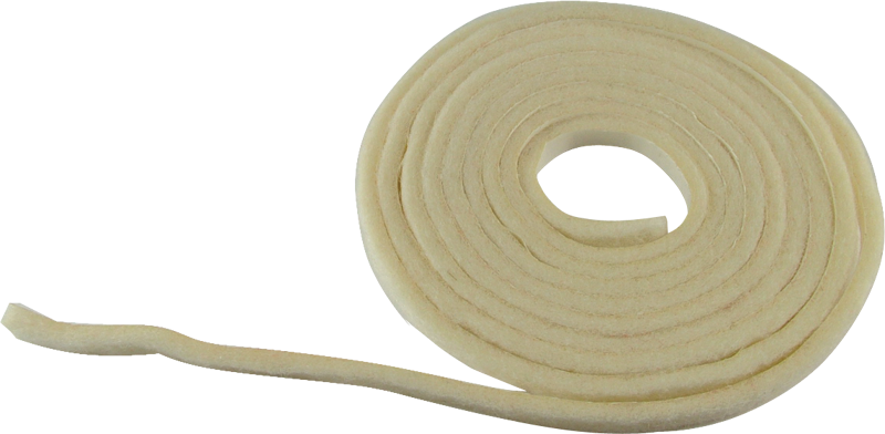 Felt Strip - 5-1/2', for Korg & Yamaha Keyboards