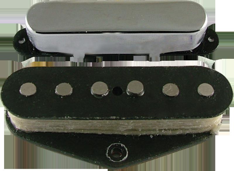 Pickup Fender Texas Telecaster Bridgeneck Antique Electronic