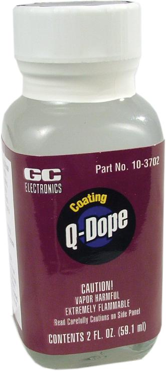 Q Dope Coating Coating - GC Electroni...