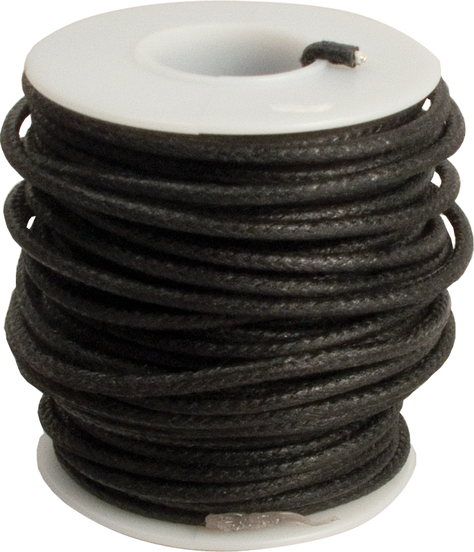 Wire - 20 AWG Solid Core, Lacquered Cloth Cover, 600V | Antique ...