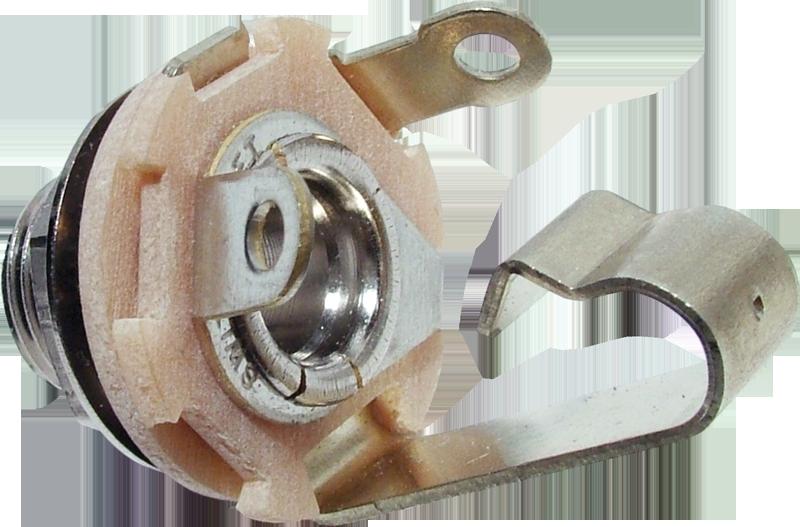 jack switchcraft 1 4 mono 2 conductor open circuit antique rh tubesandmore com Switchcraft Connectors Jacks Switchcraft 1 4 Inch Plug